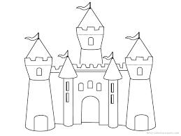 disney castle coloring pages printable castle coloring pages princess castle coloring page castle castle coloring pages
