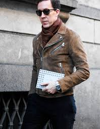 vote can an older man wear a moto jacket without telegraphing a mid life crisis