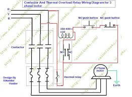 how to wire contactor and overload relay contactor wiring how to wire a contactor with light circuits at Contactor And Overload Wiring Diagram