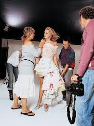fashion show runway makeup artist