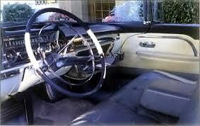 1957 cadillac eldorado brougham and other high end gm cars 1957 cadillac eldorado brougham interior