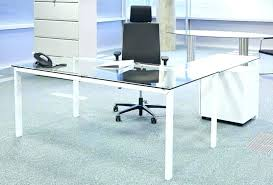 all glass desk all glass desk really encourage favorable characteristics white and top with drawers small