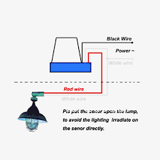 wiring diagram for photocell light latest wiring diagram for photocell sensor how to install photocell outdoor light sensor need a wiring