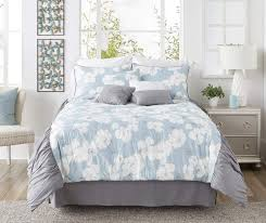 gray 8 piece comforter sets