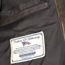 mustang a 2 jacket detail