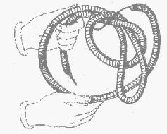 Узлы используемые в альпинизме и горном туризме Проводник Рис 7 в Проводник одним концом