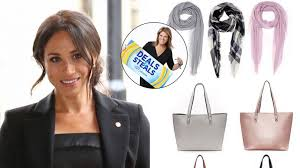 gma deals and steals on must have s inspired by ss meghan s style