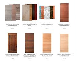 Sliding Barn Door Options - Time to Build