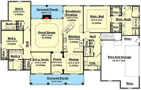 4 bedroom house plans. elegant 4 bedroom house plan with options 11712hz floor main level plans 5