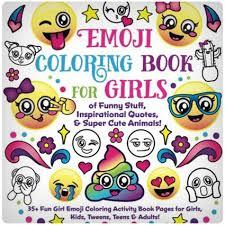 emoji coloring book for s