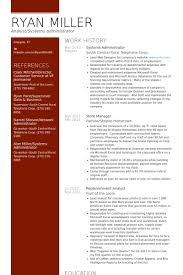 systems administrator resume samples   visualcv resume samples    systems administrator resume samples