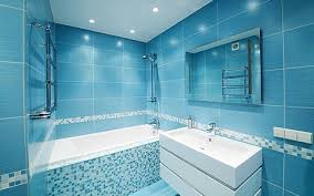 Simple Bathroom Color Ideas Blue Design G Throughout Inspiration