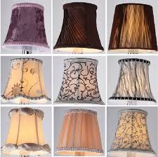 lamp shades for chandeliers stylish clip on regarding 17