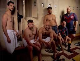 Jocks gay in the locker room