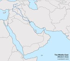 test your geography knowledge middle east bodies of water quiz Map Asia Test map of western asia map of asia test