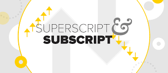 How To Insert Superscript And Subscript In Powerpoint Buffalo 7