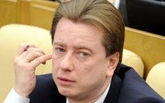 Депутат Бурматов объяснил проверку своей диссертации шантажом ВАК  Владимир Бурматов © ru Владимир Федоренко
