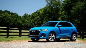 2019 Audi Q3 Usa Spec First Drive Loyalty Pledge Slashgear