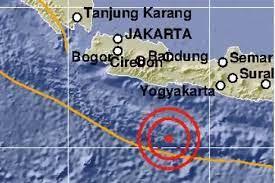Informasi partikulat (pm 10) informasi partikulat (pm 2.5) gempabumi & tsunami. Gempa Hari Ini M 5 9 Pangandaran Terasa Hingga Solo Begini Analisisnya Halaman All Kompas Com