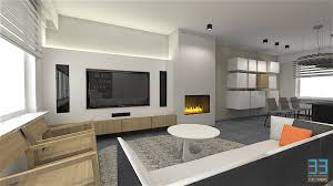 Kamerontwerp Contemporary Lakeside Villa Eric Kuster Home Theaters