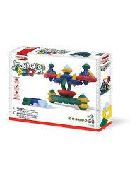 "Wedgits ""Imagination Set""(50дет.) конструктор WEDGITS 3531480 ..."