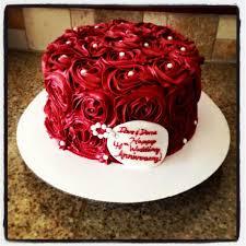 Cake Design Anniversary