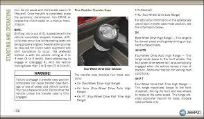 2018 jeep manual. modren jeep 2018 jeep wrangler owneru0027s manual leaked2018jeepwranglertransfercase with jeep e