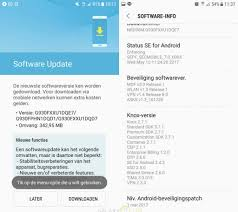 Samsung Galaxy S7 Receives May 2017 Security Patch In Europe
