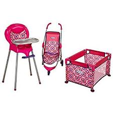 Amazon Graco Baby Doll Playset Style May Vary Toys & Games