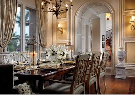 elegant home. classic elegant home interior design of old palm golf club by rogers group u2013 dining room