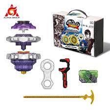 Con Quay Hồi Chuyển Infinity Nado 3 Crack Series, Đồ Chơi Trẻ Em Beyblade  Toy