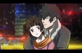 Image result for انیمه Psycho-Pass 2