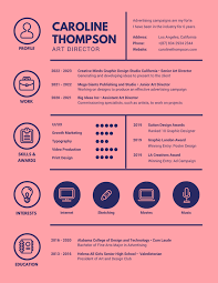 Web Design Resume Inspiration How To Create A Great Web Designer R Sum And CV Smashing Magazine