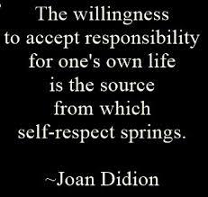 self respect essay self respect