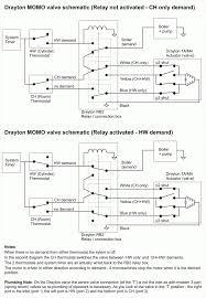 drayton 3 way valve wiring diagram drayton zone valve actuator za5 in drayton 3 port valve