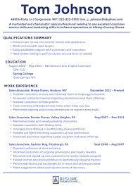 Successful Resume Templates Template 2018 3 Resume Format Resume Examples Resume Format Resume