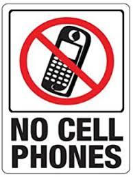 No Cell Phone Signs Under Fontanacountryinn Com