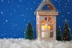 Decorative Balls Next Christmas composition with decorative balls toy house and paper 56