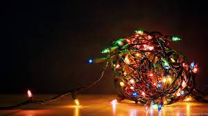 christmas lights desktop background. And Christmas Lights Desktop Background