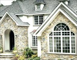 Faux Rock Panels Exterior For Stone Architecture Wonderful