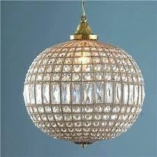crystal globe chandelier low cost modern large featured item light