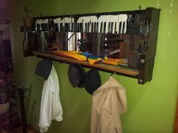 Key Coat Rack Coat Rack With Mirror From Repurposed Piano Keys And Parts Via Etsy 34