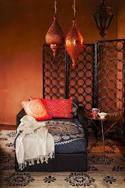 Arabian Theme Decoration At U201clove At The First Biteu201d Restaurant Moroccan Decorations Home