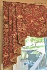 Kitchen Shades And Curtains 17 Best Ideas About Valances On Pinterest Valance Window