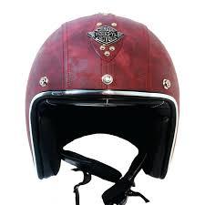 retro moto helmets new leather motorcycle helmet vintage steampunk cruiser chopper motorbike