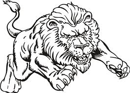 Small Picture Lion Coloring Free Animal Coloring Pages Sheets Lion 14842