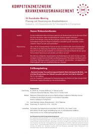 kkm roundtable agenda