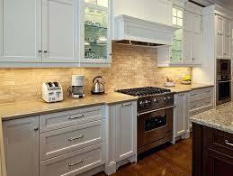 Granite Countertops And Backsplash Ideas Interesting Inspiration Design