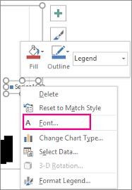 How To Change Chart Style In Excel 2013 Add And Format A Chart Legend Office Support