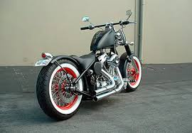 what are bobber choppers